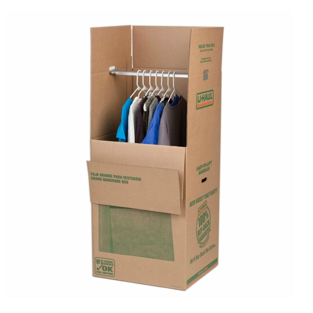 Clothes-hanging-boxes