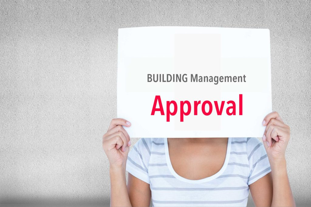 Building Management Approval