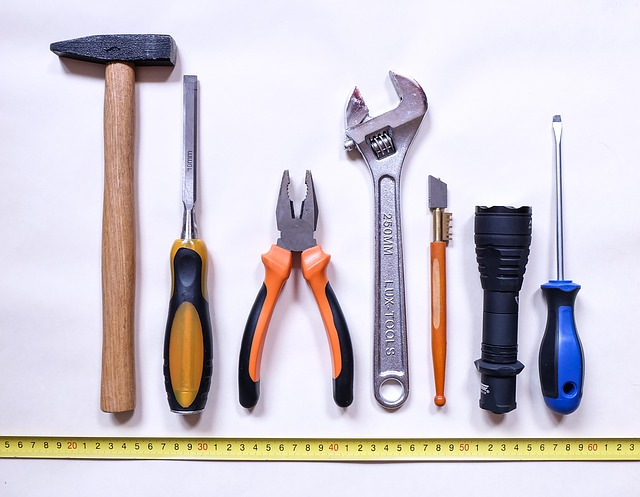 Tool-dismantle-assemble