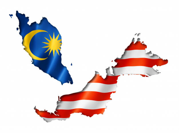Malaysia Map Services Coverage