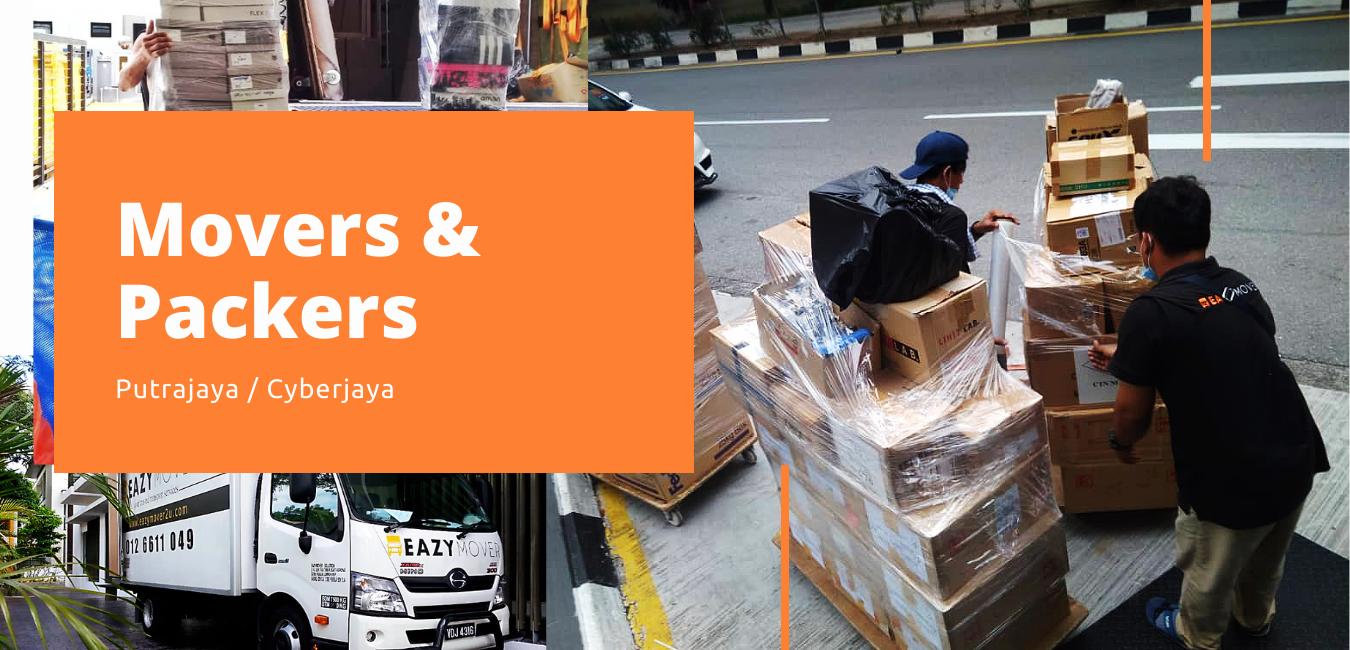 Movers and Packers at Cyberjaya Putrajaya